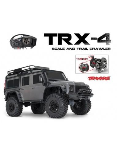 TRX4 Traxxas Land Rover Defender...