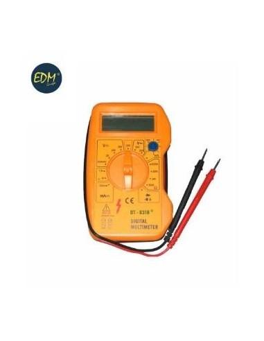 Téster - Polímetro Digital EDM