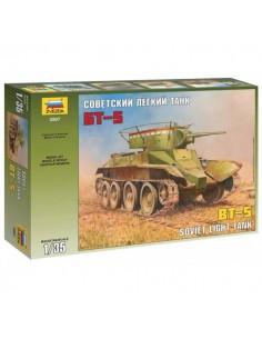 Tanque BT-5 Soviético...