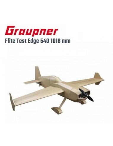 FT Edge 540 by Flite Test
