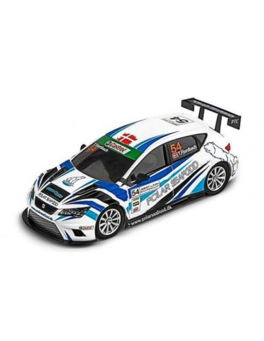 C50657 SEAT LEON CUP RACER POLAR NINCO