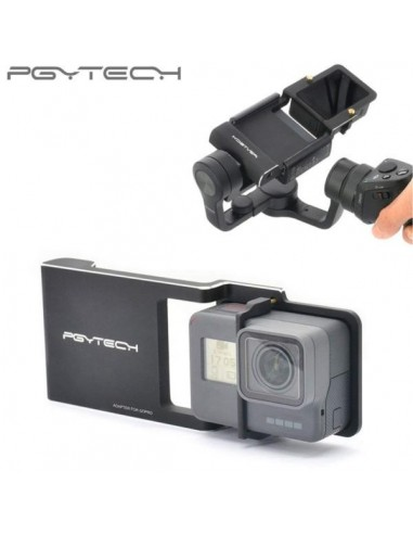 PGYTECH Action Camera Adapter Switch...