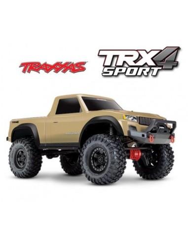 TRX4 Traxxas Sport 1/10 Scale Trail...