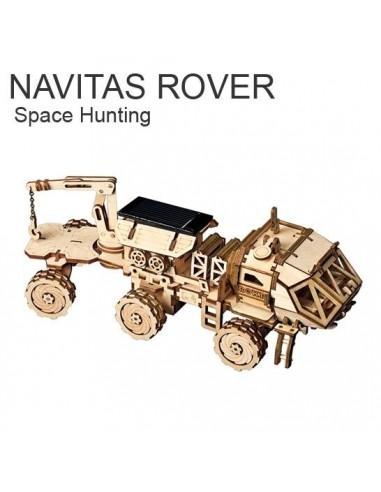 Solar Energy Powered Toys Space...