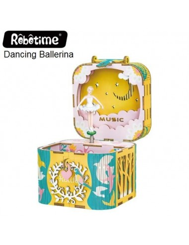 Robotime Music box - Dream Series -...