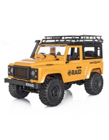 Coche Raid 4x4 RTR FTK RAID 1/12 -...