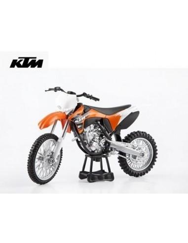 Maqueta Moto KTM 1/12
