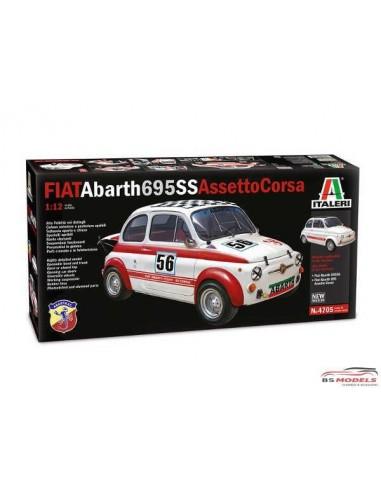 Fiat Abarth 695SS Assetto Corsa...