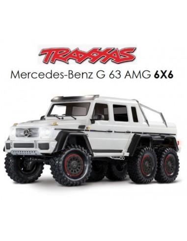 TRX-6 Mercedes-Benz G 63 AMG Body 6X6...