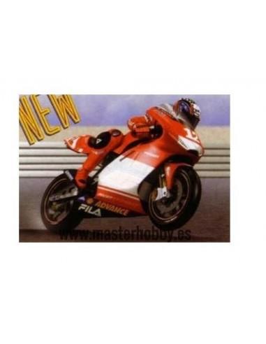Ducati Desmosedici Troy Bayliss 1/24...