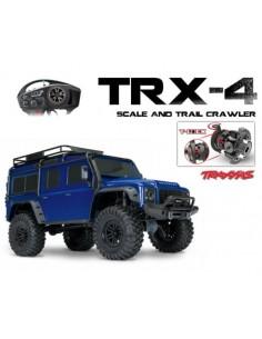 TRX4 Traxxas Land Rover...