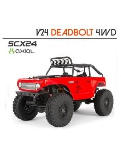 SCX24 Deadbolt 4WD Rock...