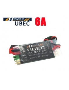 UBEC 6A HENGE - Regulador...