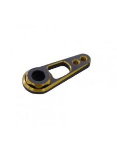 Horn servo aluminium Black...