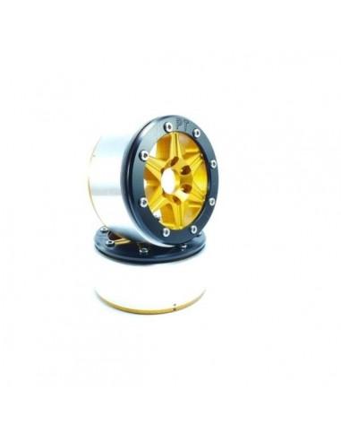 Beadlock Wheels SIXSTAR PT-GEAR...