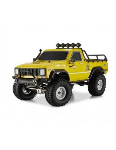 Crawler Pick up RGT RC4 v2 RTR - Yellow
