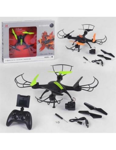 Dron LHX43W con Wifi y Hall Altitude...