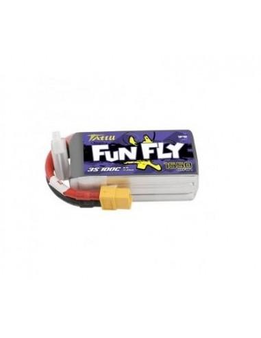Batería LiPo TATTU FUNFLY 3s 11.1V...