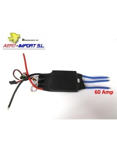 Variador Brushless EMP de 60 Amp de...