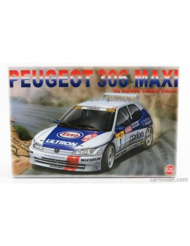 Peugeot 30 Max 1996 Montecarlo Rally...