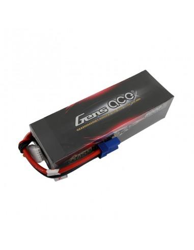 Batería LiPo Bashing 8000mAh 14.8V 4S...