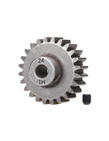 Gear, 24-T pinion (1.0 metric pitch)...