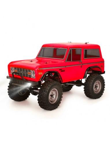 Crawler 1/10 RGT CRUISER RC4 V2 - Rojo