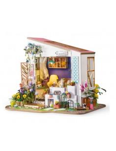 Robotime DIY Mini Dollhouse...