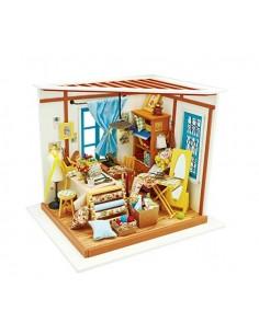 Rolife DIY Mini Dollhouse...