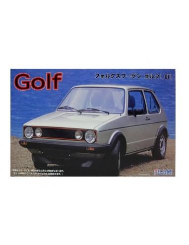 VOLKSWAGEN GOLF I GTI Fujimi 1/24