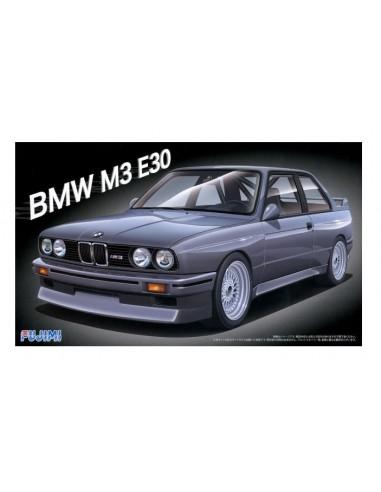 BMW M3 E30 Fujimi 1/24