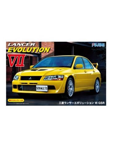 Lancer Evolution VII GSR FUJIMI 1/24