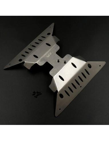 Stainless Steel Skid & Side Plate Set...