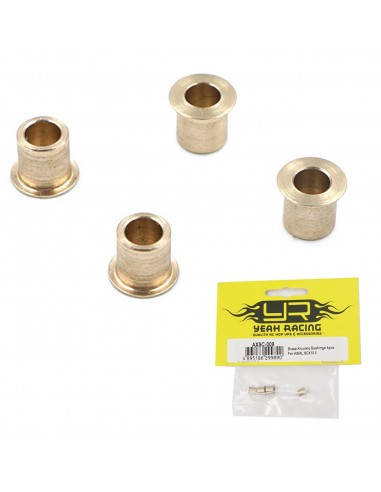 Brass Knuckle Bushings 4pcs For AXIAL...