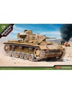 German Panzer III Ausf J  North Africa  1/35