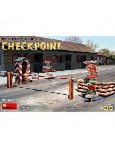 Checkpoint 1/35 MiniArt Accesorios