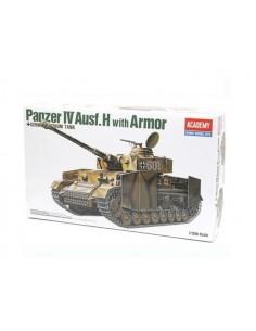 German Panzer IV H w/Armor...