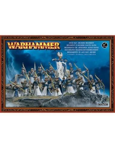 Regimiento de Arqueros altos elfos