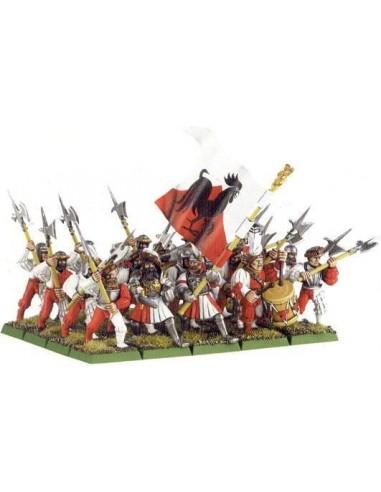 Regimiento de tropas del imperio