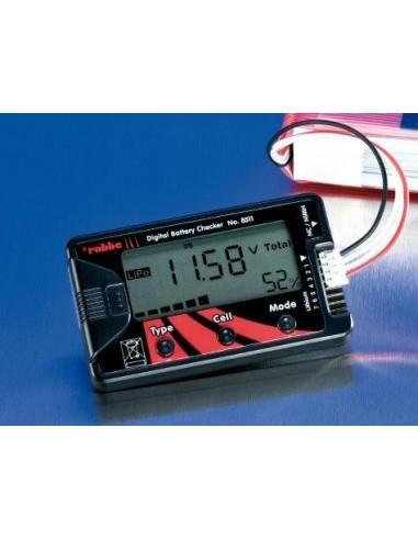 8551 Comprobador de baterías