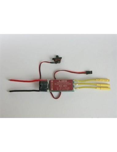 Variador ESC de LBS de 80 amp