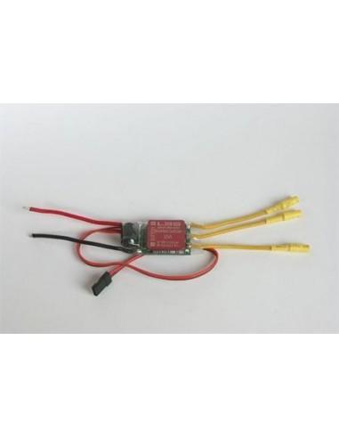 Variador ESC de LBS de 25 amp