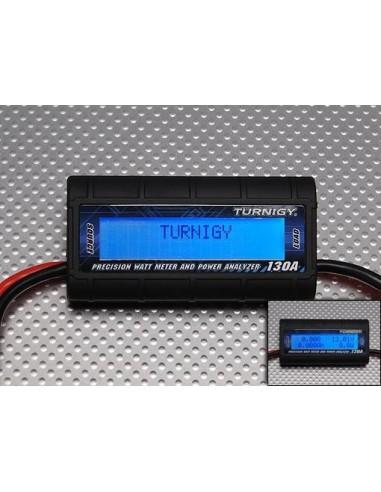 Watimetro de Turnigy 130A