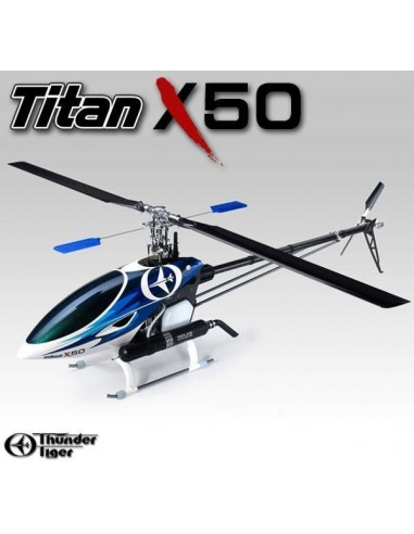 Titan X50 de Thunder Tiger