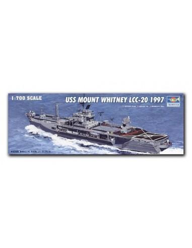 USS Mount Whitney LCC-20 1997...