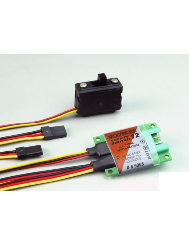 85069 Safety Switch 12HD (M6/M6)