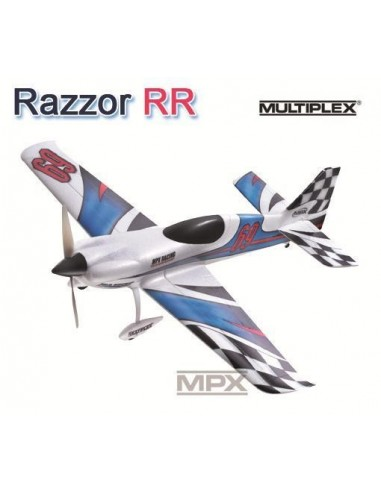 Razzor RR de Multiplex + Batería 3s...