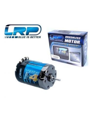 Motor Brushless LRP Vetor K4 8.5T