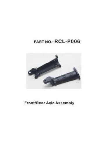 RCL-P006 FRONT/REAR  AXLE ASSEMBLY