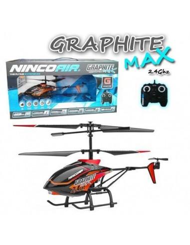 NH90072  NINCOAIR GRAPHITE MAX 2,4 GHZ